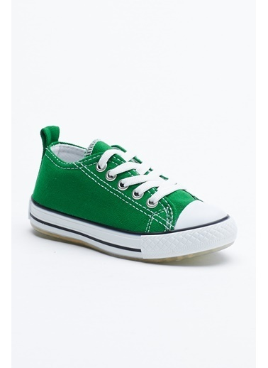 Tonny Black Yeşil Çocuk Işıklı Spor Ayakkabı Tb998 Yeşil
